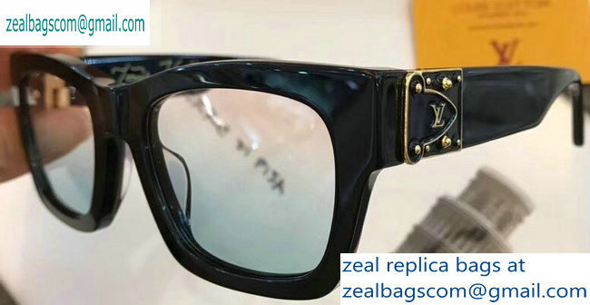 Louis Vuitton Logo Sunglasses 03 2019