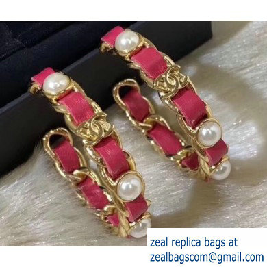 Chanel Earrings 375 2019