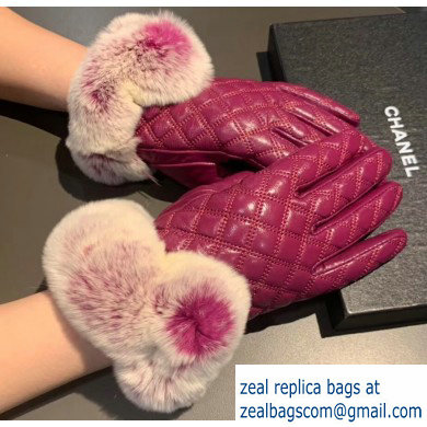 Chanel Gloves CH05 2019