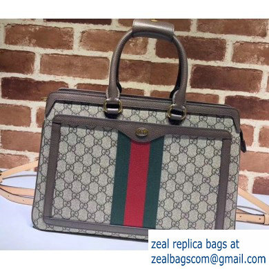 Gucci Web Ophidia GG Backpack Bag 539957