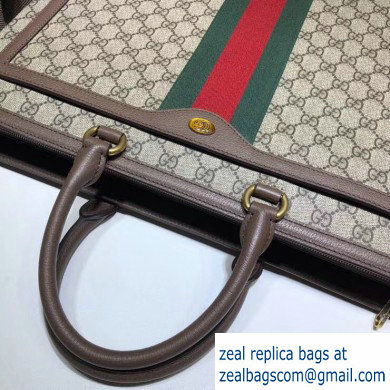 Gucci Web Ophidia GG Briefcase Bag 547970