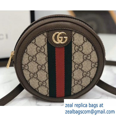 Gucci Web Ophidia GG Canvas Mini Backpack Bag 598661
