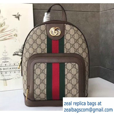 Gucci Web Ophidia GG Small Backpack Bag 547965