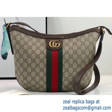 Gucci Web Ophidia GG Small Shoulder Bag 598125