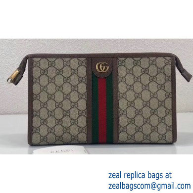 Gucci Web Ophidia GG Toiletry Case Bag 598234