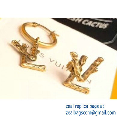 Louis Vuitton LV Twig Earrings MP2454