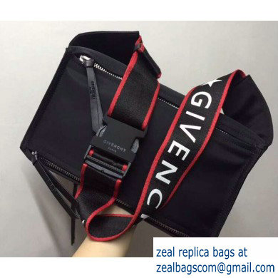 Givenchy 4G Logo Pandora Bum Bag in Nylon 05