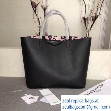 Givenchy Calfskin Antigona Shopper Tote Bag 01