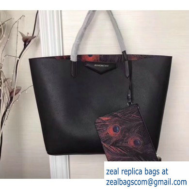 Givenchy Calfskin Antigona Shopper Tote Bag 02