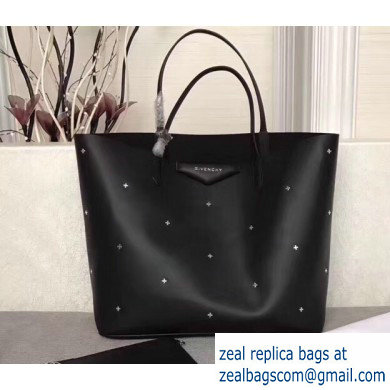 Givenchy Calfskin Antigona Shopper Tote Bag 03