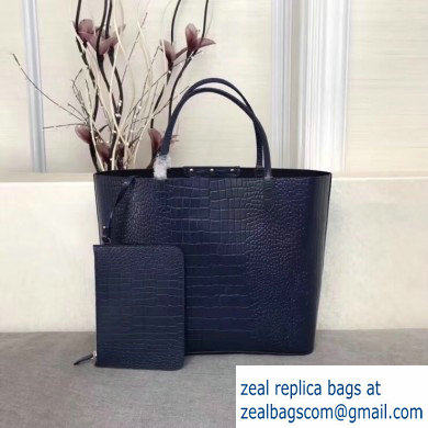 Givenchy Calfskin Antigona Shopper Tote Bag 06