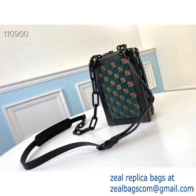 Louis Vuitton Mini Soft Trunk Bag M45044 Flocking Green 2020