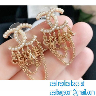 Chanel Earrings 274 2020