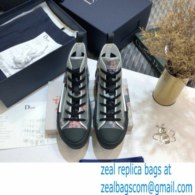 Dior B23 High-top Sneakers 01