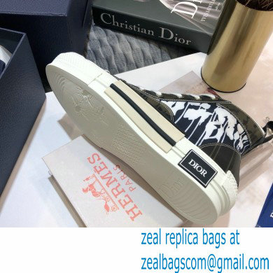 Dior B23 High-top Sneakers 02