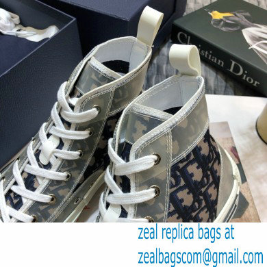 Dior B23 High-top Sneakers 09