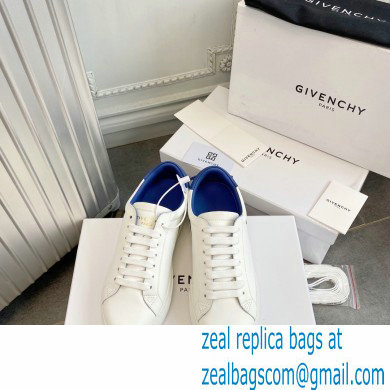 Givenchy URBAN STREET sneakers white/blue