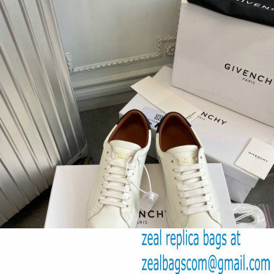 Givenchy URBAN STREET sneakers white/brown