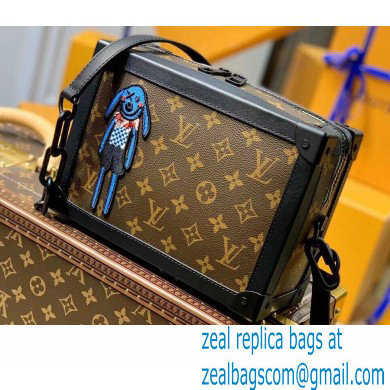 Louis Vuitton Monogram Canvas Soft Trunk Bag M45619 Zoom with Friends 2021